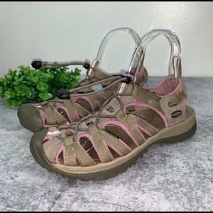 Keen Whisper Outdoor Hiking Sandals Size 7